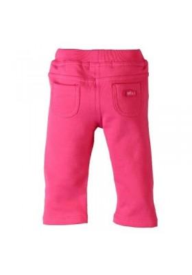 Pantalón felpa BOBOLI color fucsia