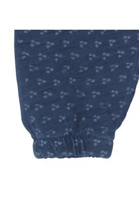 Pantalón punto largo BOBOLI de bebé niña