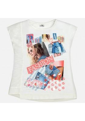 "Camiseta manga corta MAYORAL "" collage"""