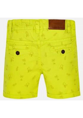 Pantalón corto MAYORAL bebe niño estampada