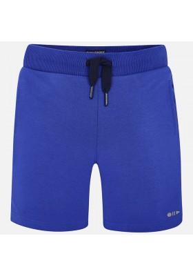 Pantalón corto MAYORAL niño felpa basica
