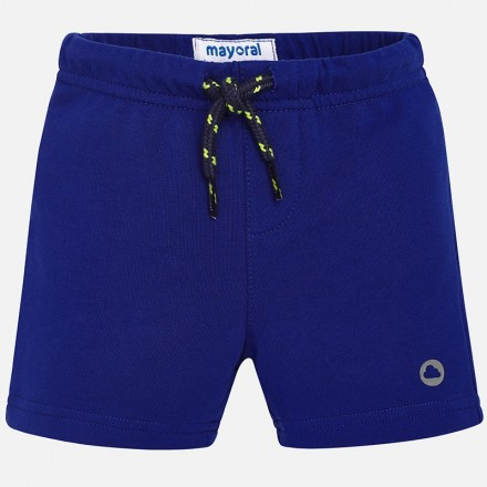 Pantalón corto MAYORAL bebe niño felpa basica persia