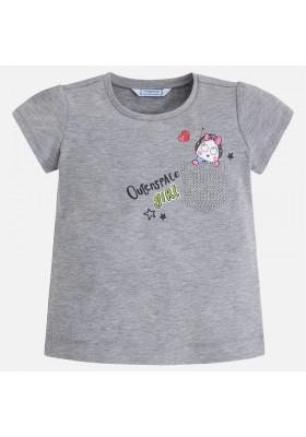 Camiseta manga corta MAYORAL  niña grafica