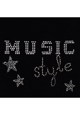 "Mono MAYORAL niña punto ""music"""