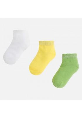 Set 3 calcetines MAYORAL niña lurex