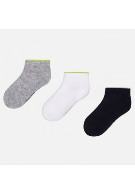 Set 3 calcetines MAYORAL niño