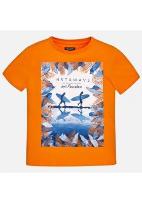 "Camiseta manga corta MAYORAL niño ""instawave"""
