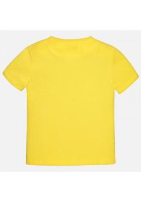 Camiseta manga corta MAYORAL niño coche