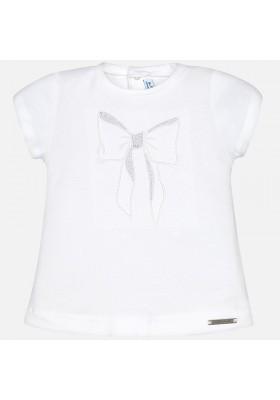 Camiseta manga corta MAYORAL bebe niña basica