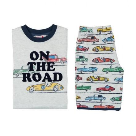 Pijama BOBOLI punto de niño