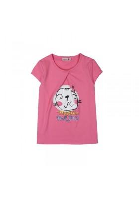 Pijama BOBOLI punto elástico de niña