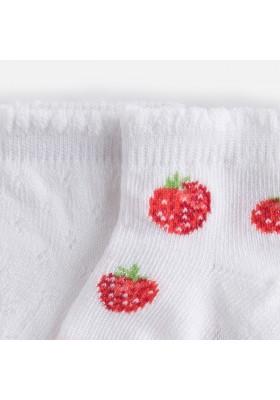 Set MAYORAL bebe niña 2 calcetines vestir