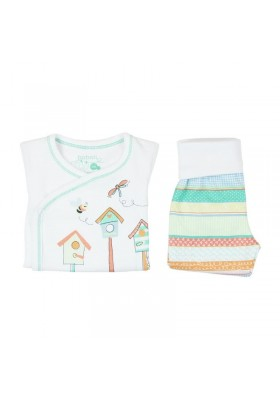 Pijama primra puesta BOBOLI bebe niña