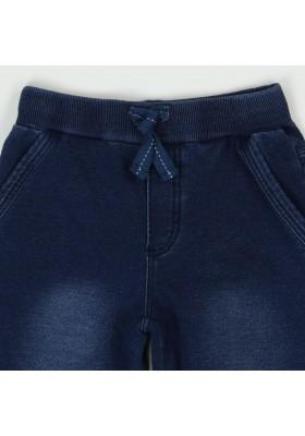 Pantalón felpa denim de niño BOBOLI