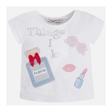 Camiseta m/c perfume