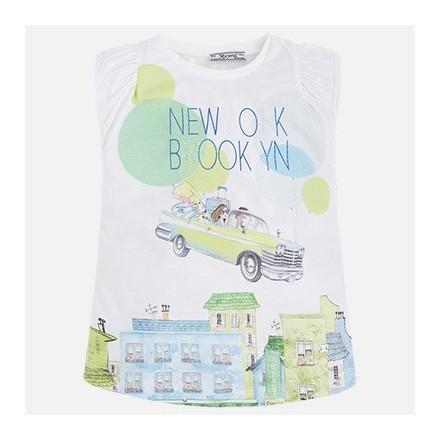 Camiseta m/c ciudad