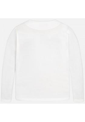 Camiseta manga larga snowboard MAYORAL niño