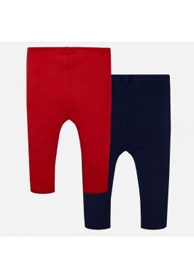 Set 2 leggings básicos MAYORAL bebe niña