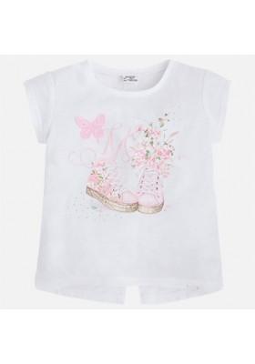 Camiseta m/c zapatillas