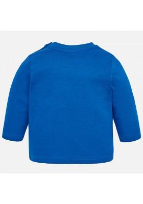 Camiseta manga larga basica MAYORAL bebe niño