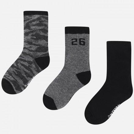 Set 3 calcetines fantasia Mayoral niño