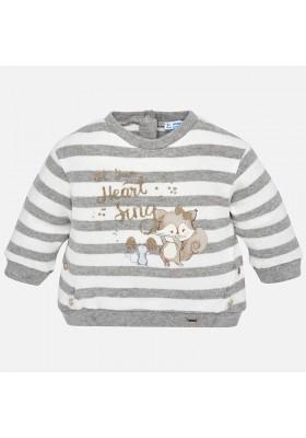 Pullover rayas Mayoral bebe niña