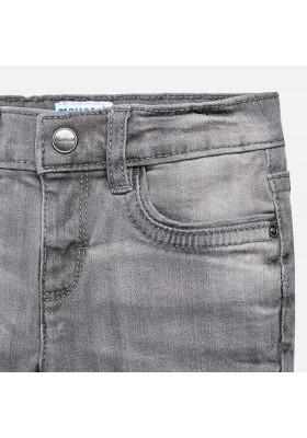 Pantalón tejano regular fit básico Mayoral bebe niño