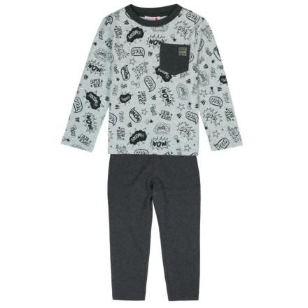 Pijama interlock de niño BOBOLI