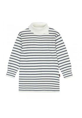 Vestido tricotosa de niña BOBOLI