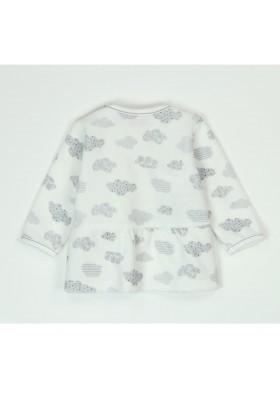 8382b7193d80d Comprar Vestido terciopelo de bebé niña BOBOLI