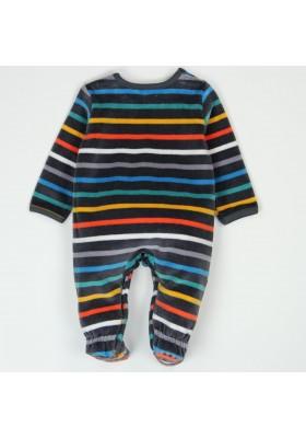 Pelele terciopelo de bebé  BOBOLI