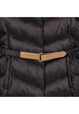 Chaqueton largo cinturon Mayoral niña