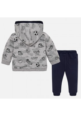 Chandal estampado 1 pantalon Mayoral bebe niño