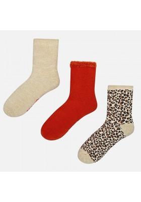 Set 3 calcetines Mayoral niña