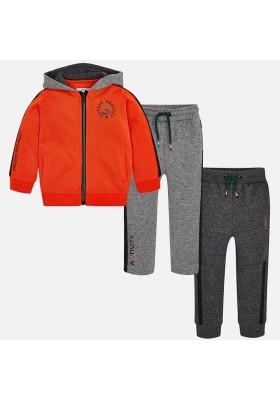 Chandal 2 pantalones capucha Mayoral niño