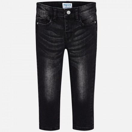 Pantalón denim super slim Mayoral niño