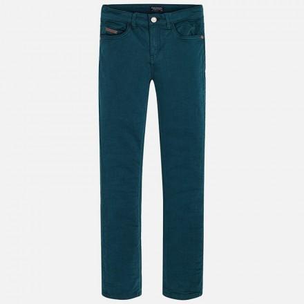 Pantalón sarga slim fit basic Mayoral niño