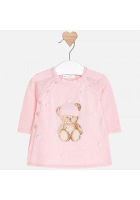 Vestido tricot Mayoral bebe niña