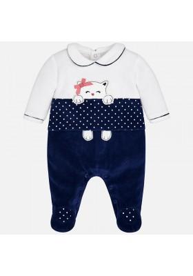 Pijama blocking Mayoral bebe niña