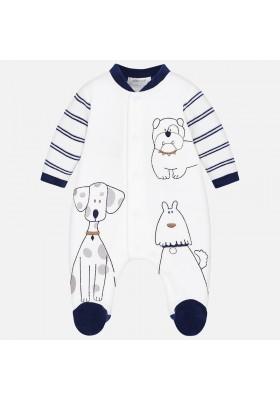 Pijama tundosado perritos Mayoral bebe niño