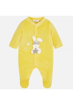 Pijama tundosado motivo Mayoral bebe niño