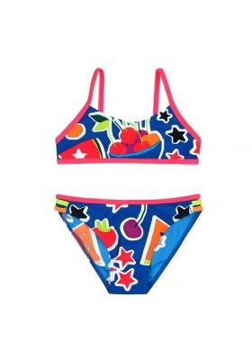 Bikini BOBOLI frutas de niña