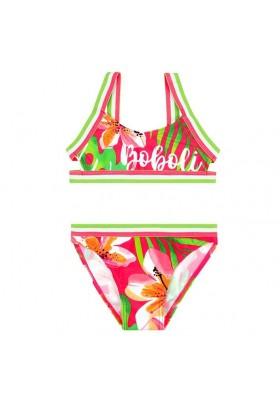 """Bikini """"floral"""" de niña BOBOLI"""