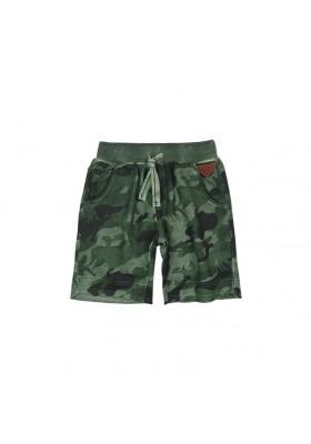 Pantalón corto felpa de niño BOBOLI