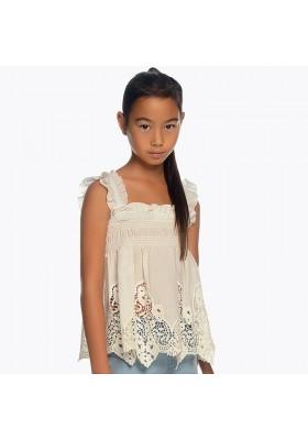 Bluson bordado Mayoral niña