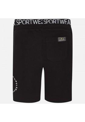 Pantalón corto pique sporty Mayoral niño