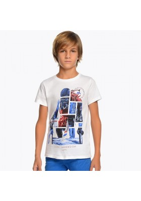 Camiseta manga corta buzo Mayoral niño