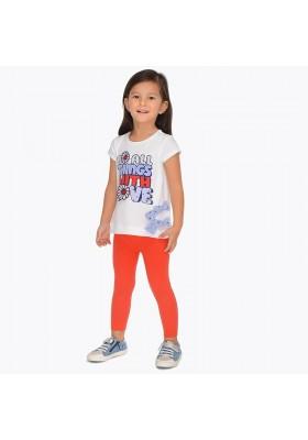 Conjunto leggings letrero Mayoral niña