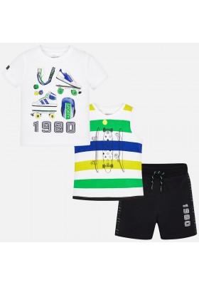 Conjunto punto 2 camisetas Mayoral niño