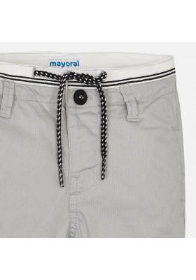 Pantalón corto chino espiga Mayoral niño